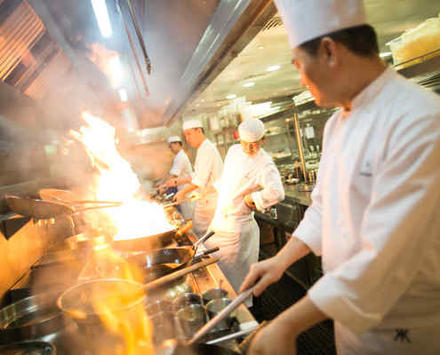 Wok Chefs