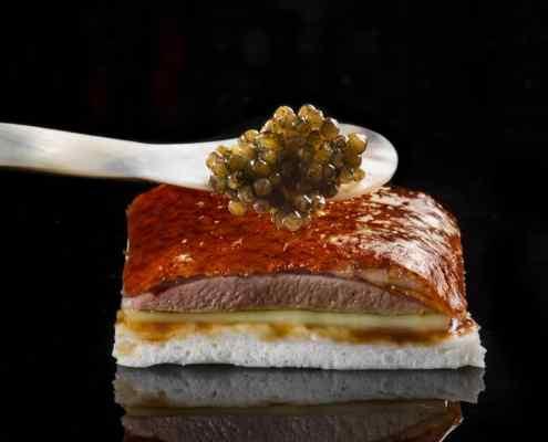 Caviar Peking Duck