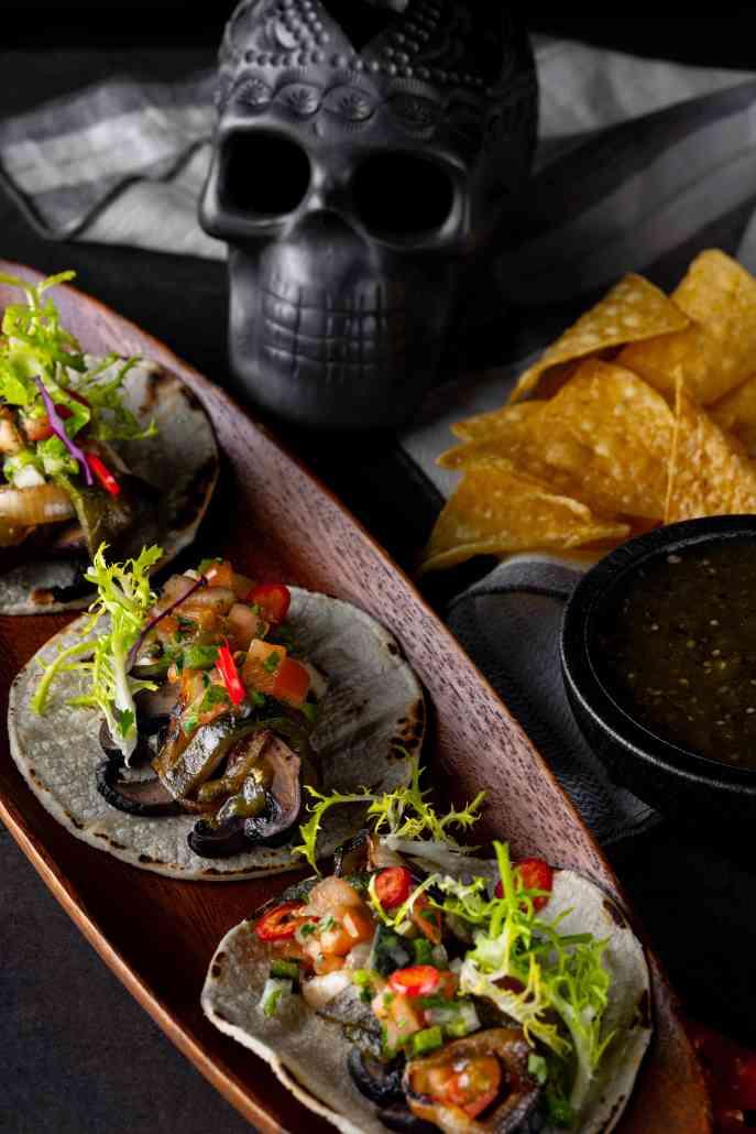 Portobello & Rajas Taco