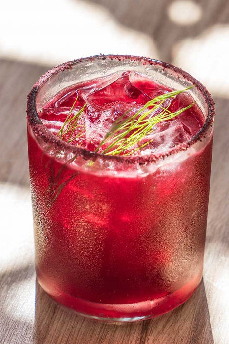 Red Skull Cocktail
