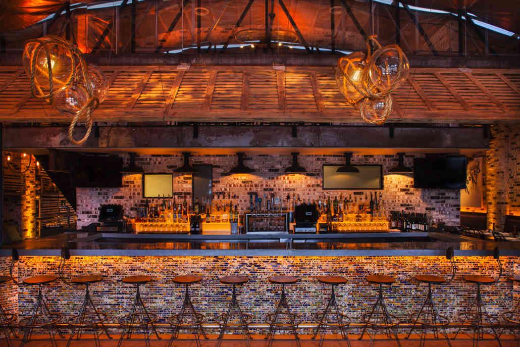 Herringbone Bar
