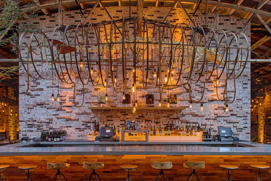 Herringbone Oyster Bar